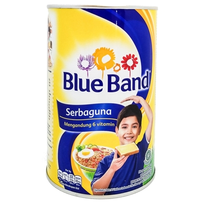 Blue Band canned 1kg