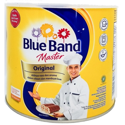 Blue Band Canned 2kg