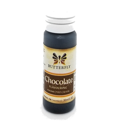 Butterfly Chocolate Paste