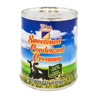 Condensed Creamer Canned