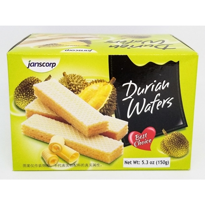 Jans Durian Wafers